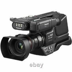 Panasonic Hc-mdh3 Avchd Épaule Mount Camcorder +écran Tactile LCD & Led Light P