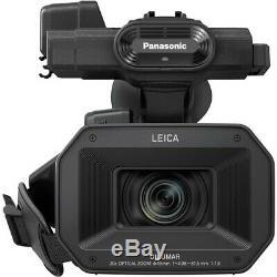 Panasonic Hc-x1000 Caméscope DCI / Ultra Hd / Full Hd Avec Écran Tactile LCD 3.5