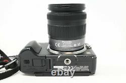 Panasonic Lumix Dmc-g3 Mirrorless Camera 16.0mp Avec 14-42mm, Shutter Count 1444
