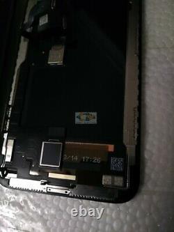 Par Apple Iphone X 10 Schermo Affichage Gx Oled Originale Touch Écran Cadre LCD