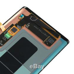 Par Samsung Galaxy Note8 N950 LCD De L'écran Tactile Nero Digitizer