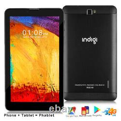 Phablet 2-en-1 Smartphone 4g + Wifi Tablet Pc 7 LCD Android 9.0 Bundle Gratuit