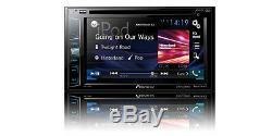 Pioneer Avh-x390bs Lecteur DVD Din 2 Din 6.2 LCD Bluetooth Sirius XM Spotify
