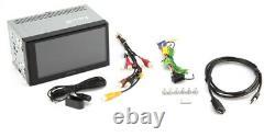 Pioneer Dmh-340ex Double 2 Lecteur Multimédia Numérique Din Mp3/wma 6.8 LCD Bluetooth