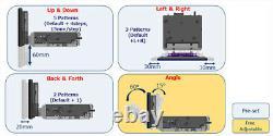 Pioneer Dmh-wt8600nex Rb Din Digital Media Player 10 Hd Floating LCD Capacitif