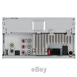 Pioneer Mvh-200ex Lecteur Multimédia Numérique Mp3 / Wma Double 2 Din 6.2 LCD Bluetooth