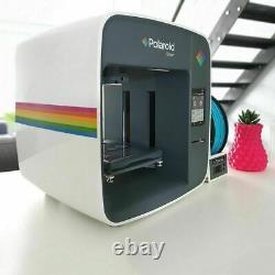 Polaroid Playsmart Imprimante 3d Wifi, Caméra, Écran Tactile Lcd, Échelle De Filament