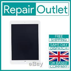 Pour Apple Ipad 2 Air Remplacement Écran Tactile Digitizer Et LCD Assemblée (blanc)
