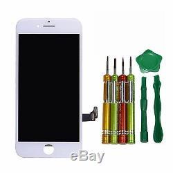 Pour Apple Iphone 7 D'or Rose 4.7 Affichage LCD À Écran Tactile Digitizer Remplacement