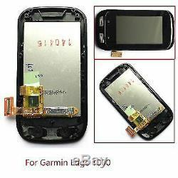 Pour Garmin Edge 1000 Ecran LCD Et Écran Tactile Digitizer Avec Cadre