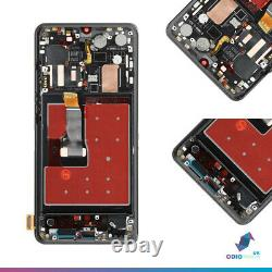 Pour Huawei P30 Pro Affichage De Remplacement Écran Tactile LCD Vog-l09 L29 Avec Cadre