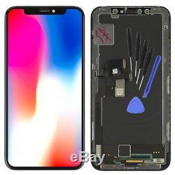 Pour Iphone X 10 LCD Écran Tactile Digitizer Assemblée Outil De Remplacement