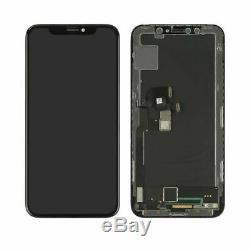 Pour Iphone X Xr Xs Max 11 Pro LCD Oled Se Écran Tactile Digitizer Remplacement Lot