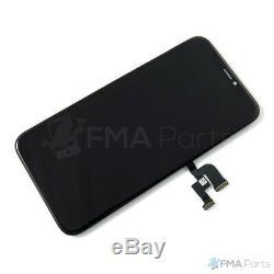 Pour Iphone X Xs Xr Max LCD Oled Verre Avant Écran Tactile Digitizer Remplacement