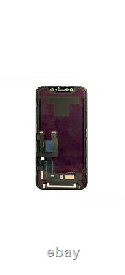 Pour Iphone Xr LCD Display Screen Replacement 3d Touch Digitizer Assembly Frame