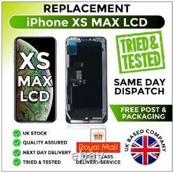 Pour Iphone Xs Max Écran LCD Écran De Remplacement Numériseur Cadre D'assemblage Incell