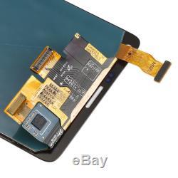 Pour Le Remplacement De Convertisseur Analogique-numérique D'écran Tactile D'affichage D'affichage À Cristaux Liquides De Samsung Galaxy Note 4 Noir