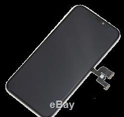 Pour Le Remplacement De L'écran Tactile En Verre Avec Écran LCD Oled Pour Iphone X Ten 10