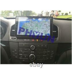 Pour Opel Vauxhall Insignia 2008-13 Stereo Radio Gps Wifi 9'' Écran Tactile 1+16gb