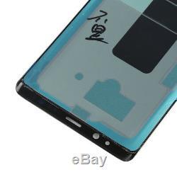 Pour Samsung Galaxy Note8 N950 N950f LCD Écran Tactile Digitizer Verre Nouveau