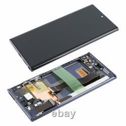 Pour Samsung Galaxy Note 10 Note 10 Plus Écran LCD Tactile Digitizer + Cadre