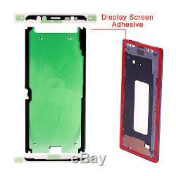 Pour Samsung Galaxy Note 9 N960 Affichage LCD Digitizer Écran De Remplacement Assemblée