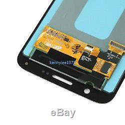 Pour Samsung Galaxy S7 Active G891 G891a LCD À Écran Tactile Digitizer Gris