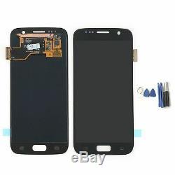 Pour Samsung Galaxy S7 Bord G935 / G930 S7 LCD À Écran Tactile Digitizer Remplacement