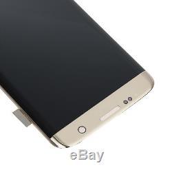Pour Samsung Galaxy S7 Edge Écran Tactile Digitizer G935a G935t G935p LCD