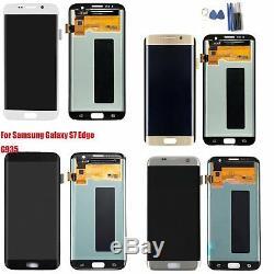 Pour Samsung Galaxy S7 Edge G935 Affichage LCD + Remplacement Digitaliseur