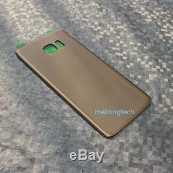 Pour Samsung Galaxy S7 Edge G935f Écran LCD + Écran Tactile Bildschirm Or + Couverture