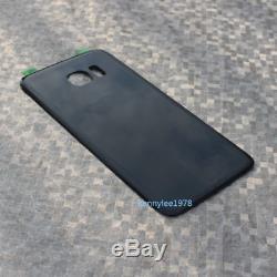 Pour Samsung Galaxy S7 Edge Sm-g935f Écran LCD Tactile Rahmen Noir + Couverture