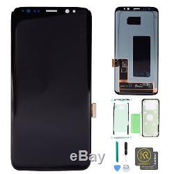 Pour Samsung Galaxy S8 G950f Digitizer Screen Display De Remplacement + Outil