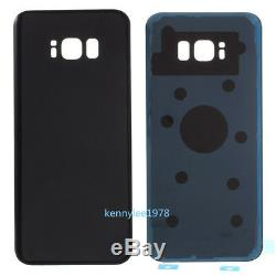 Pour Samsung Galaxy S8 G950f Ecran LCD Digitizer + Cadre + Couvercle Noir