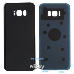 Pour Samsung Galaxy S8 G950f Ecran Tactile Ecran Tactile Noir + Couverture