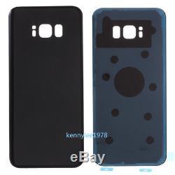 Pour Samsung Galaxy S8 + Plus G955f Écran Tactile Digitizer Noir + Couvercle