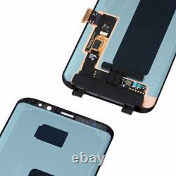 Pour Samsung Galaxy S8 Plus G955f LCD Écran Tactile De Remplacement