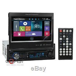 Power Acoustik Bluetooth Radio 7 LCD Dash Kit Harnais Pour 2001-05 Honda CIVIC
