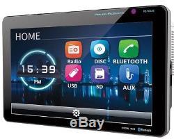 Power Acoustik Pd-1032b Écran Tactile LCD À 2-din 10.3 LCD CD Bluetooth Stéréo Bluetooth