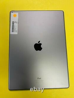 Pro 1er Ipad D'apple Général 128go, Wi-fi, 12,9 Dans L'espace Gris LCD Discolor