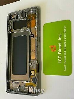 Remplacement De L'écran Tactile LCD Samsung Galaxy S10 G973