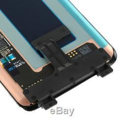 Remplacement LCD De Convertisseur Analogique-numérique D'écran Tactile D'affichage À Cristaux Liquides Pour L'assemblée De Samsung Galaxy S9 G960