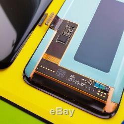 Remplacement Original De Convertisseur Analogique-numérique D'écran Tactile D'affichage D'affichage À Cristaux Liquides De Samsung Galaxy S8 G950f