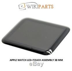 Remplacement Pour Apple Montre 1, 1,5 38mm LCD + Écran Tactile Digitizer Assemblée
