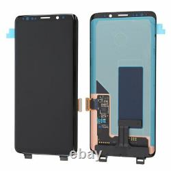 Royaume-uni Stock Pour Samsung Galaxy S9 G960f Oled Display LCD Touch Screen Replacement