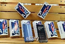 Samsung Galaxy A10s De (a107) Red Dual Sim Unlock Usine 6,2 Pouces LCD Nouveau