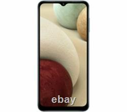 Samsung Galaxy A12 Mobile Smart Phone 64 Go, Currys Bleus