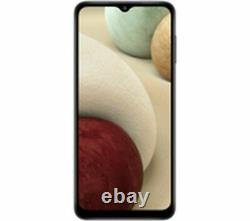 Samsung Galaxy A12 Mobile Smart Phone 64 Go, Currys Noirs