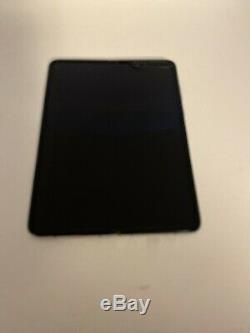 Samsung Galaxy Fold 512gb Noir Inconnu Porte Google Verrouillage Bad 5t LCD