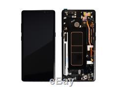 Samsung Galaxy Note 8 Ecran LCD À Écran Tactile Digitizer Et Remplacement Cadre
